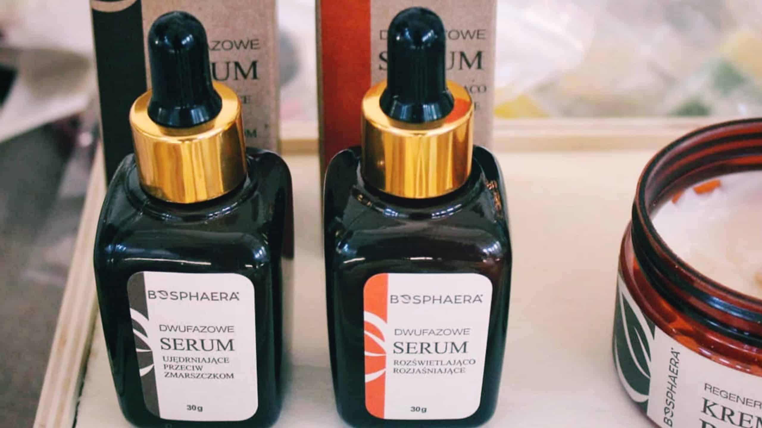 Nasza nowość - serum rozświetlająco-rozjaśniające