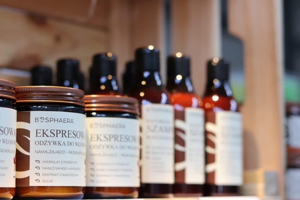 Szampon i odżywka do włosów Bosphaera